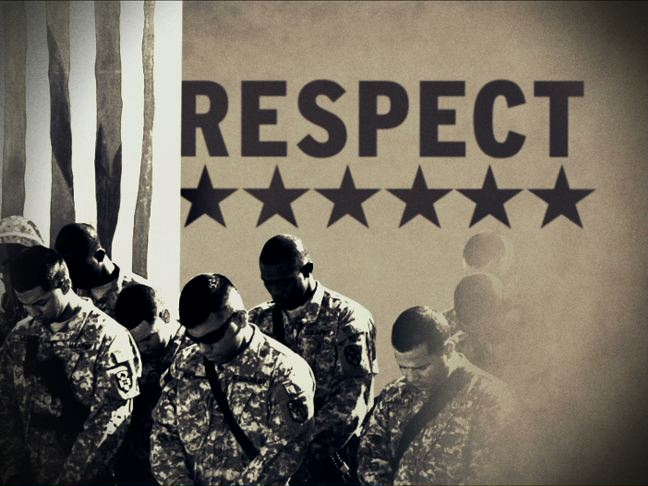 essay on loyalty in the military Bear true faith and allegiance to the us constitution, the army, your unit and  other  in the army acronym ldrship, loyalty comes first.